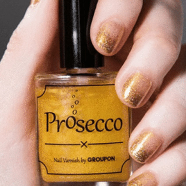 Prosecco-flavoured nail polish is now a thing (фото 1)