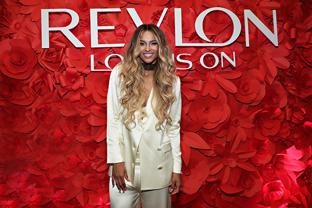 Ciara is the new face of Revlon (фото 1)