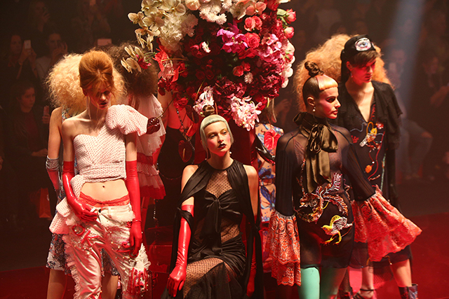 MBFWA Day 5: Sydney Fashion Week closes in spectacular style (фото 6)