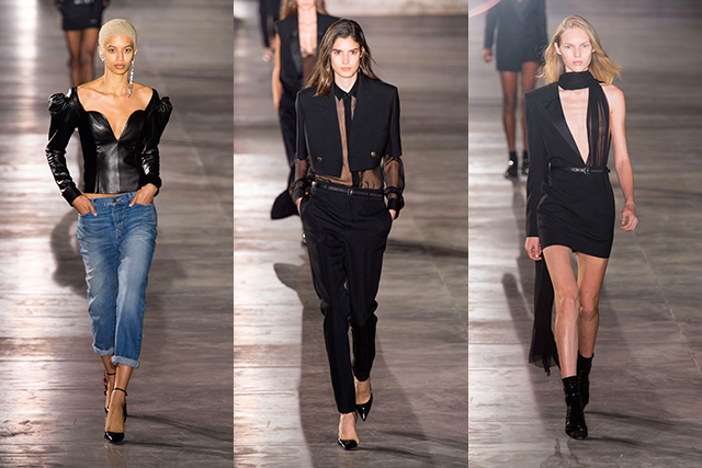 PFW recap: Vaccarello's debut and Jacquemus' triumph (фото 2)