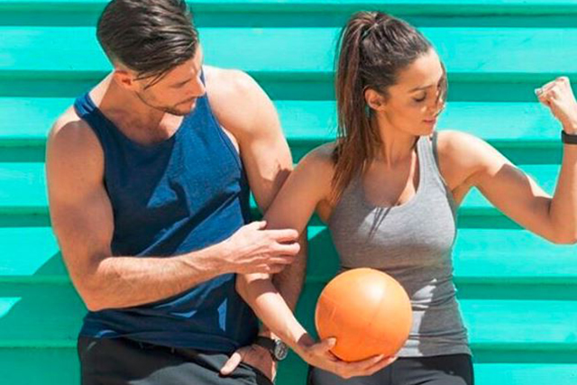 The Bachelor Sam Wood's fitness gig (and how he trains Snezana) (фото 4)