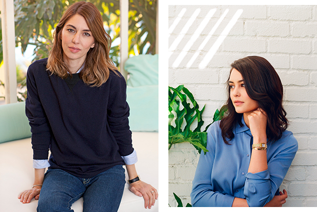 Sofia Coppola does Cartier with an Australian twist