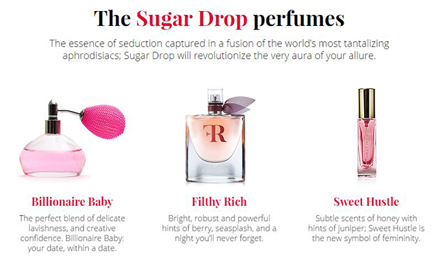 Yes, really: the fragrance range for Sugar Daddies and their Babies (фото 5)