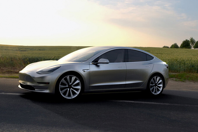 For the masses: Tesla has rolled out its first Model 3 (фото 1)