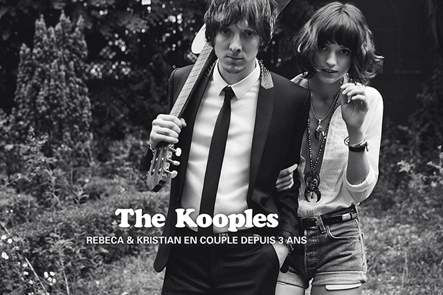 Get to know French cool-kid label The Kooples (фото 4)