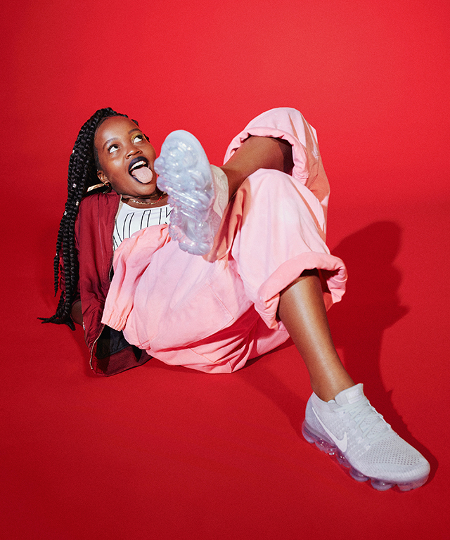 Tkay Maidza on style, sneakers and staying fit (фото 4)