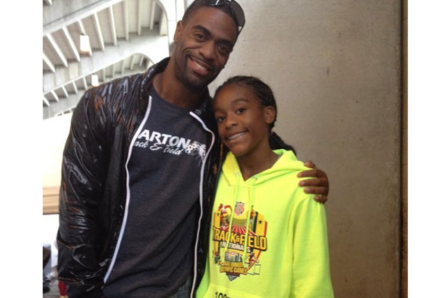 Olympic sprinter Tyson Gay's teenage daughter killed in shooting (фото 2)