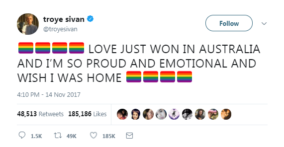 How celebrities from all over the world reacted to the yes win (фото 2)