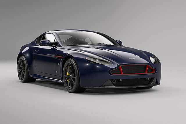 Start your engines: Aston Martin's F1 edition is ready to go (фото 1)