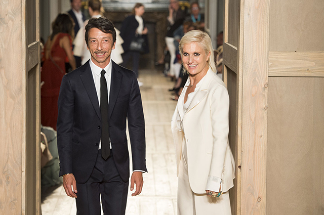 Valentino's creative director Maria Grazia Chiuri has resigned (фото 1)