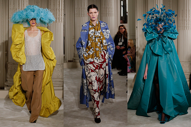 Paris Couture Fashion Week: Spring 2018 recap (фото 1)