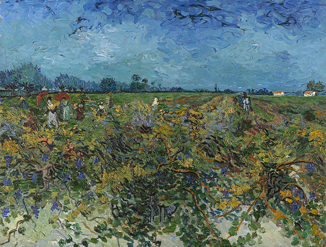 A huge van Gogh exhibition is coming to Australia (фото 2)