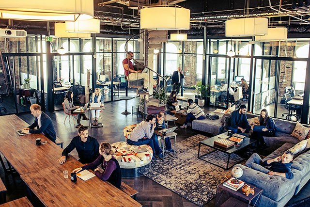 Australia's top co-working spaces for creatives (фото 1)