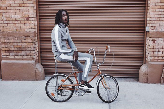 Young Thug is bringing back the Puma tracksuit – here's how (фото 2)