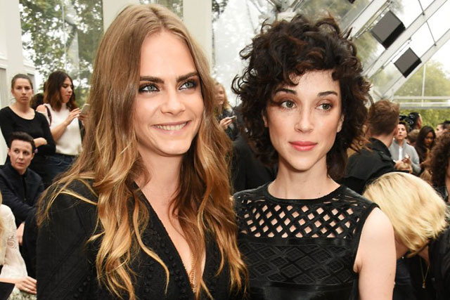 Cara Delevingne will sing on ex St. Vincent's upcoming album