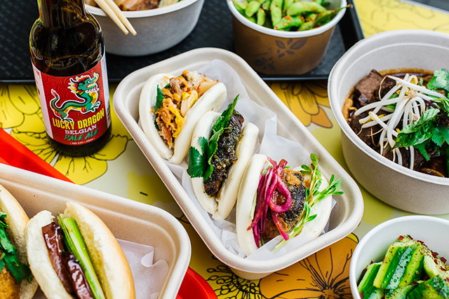 Sink baos and beer at Sydney's newest casual dining hotspot (фото 2)