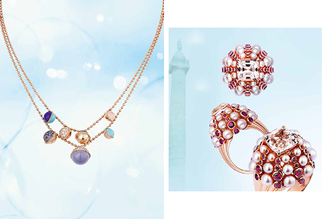 Jewel attraction: the Paris-inspired collection set to top everyone's wish list