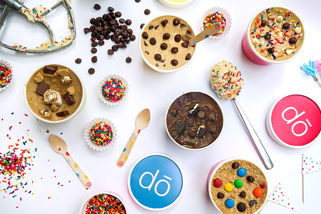 A cookie dough parlour has opened and your sweetest dreams have come true (фото 3)