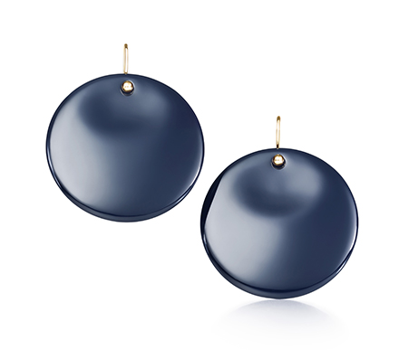 Elsa Peretti Round Earrings
