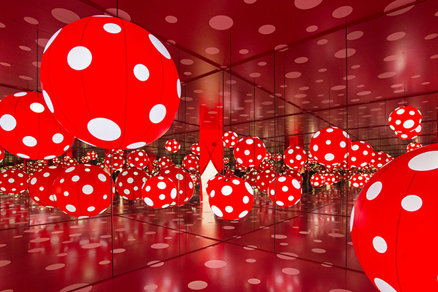 Get your selfie ready: Yayoi Kusama is opening her own museum (фото 1)