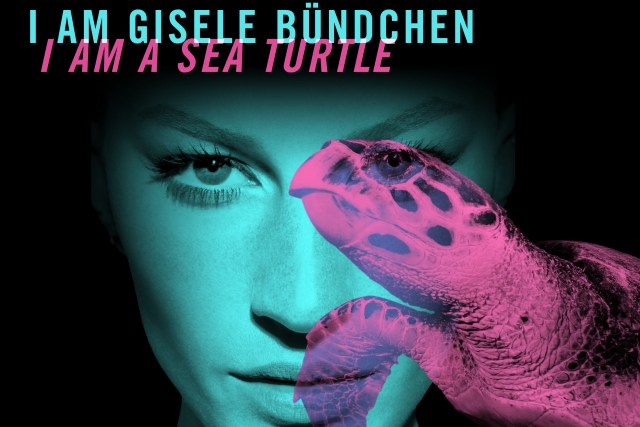 Gisele Bündchen goes wild in her new campaign