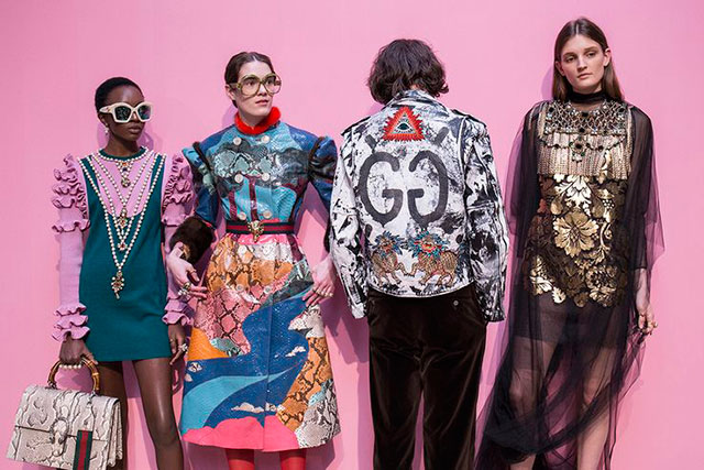 Gucci 'turns its back' on Men's Fashion Week
