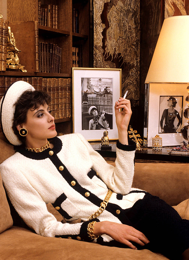 Style icon Ines de la Fressange on the French approach to fashion (фото 2)
