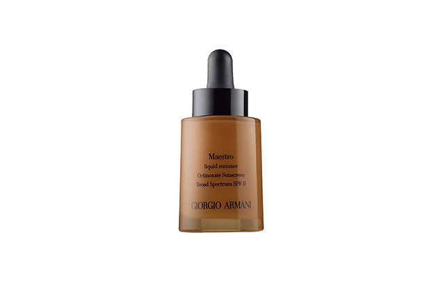 Why you should be wearing liquid bronzer this summer