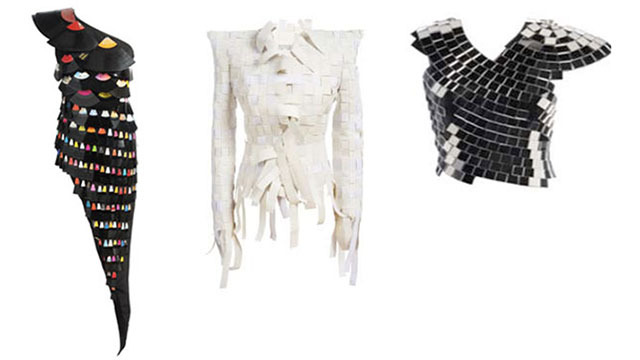 Designs from the Margiela archives