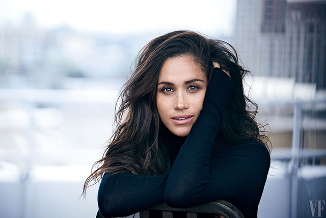 7 things we learned from Meghan Markle's Vanity Fair interview (фото 2)
