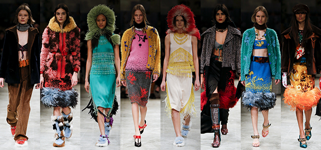 MFW recap: Holy Miuccia! Prada closes out Day 2 in Milan (фото 1)
