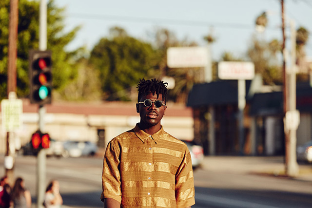 Boy meets world: the heavenly tones of Moses Sumney