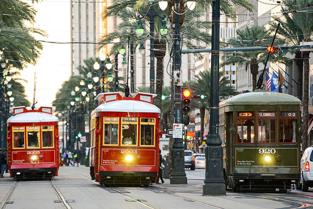 Travel hotspot: New Orleans (фото 8)