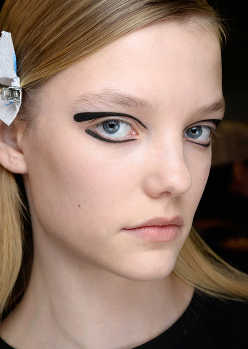 Trending now: your autumn/winter 2015 beauty cheat sheet (фото 1)
