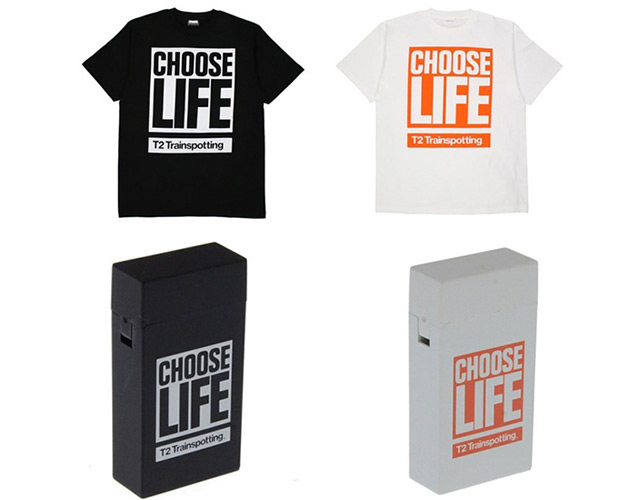 The Queen of punk tees is doing the merch for Trainspotting 2 (фото 1)