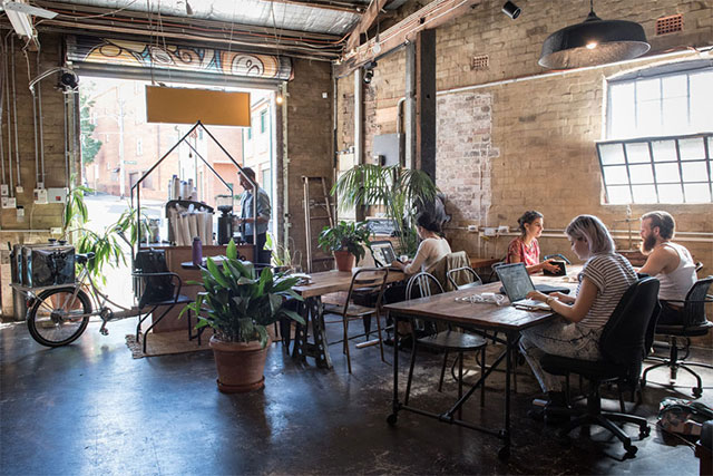 Australia's top co-working spaces for creatives