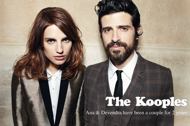 Get to know French cool-kid label The Kooples (фото 1)