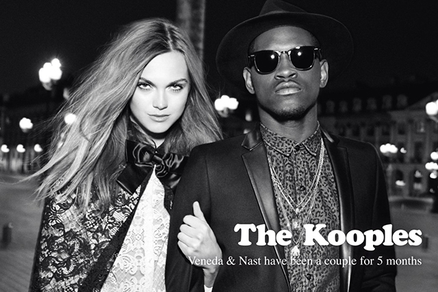 Get to know French cool-kid label The Kooples (фото 3)