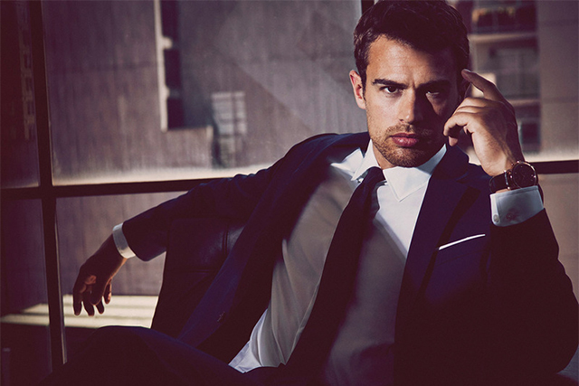 Theo James gets real about acting, Sydney and the power of scent (фото 2)