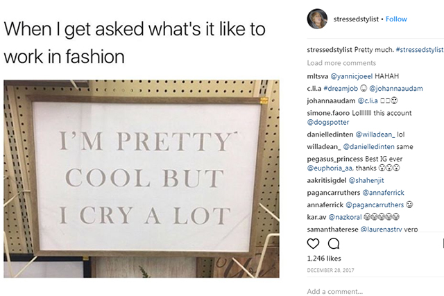8 hilarious Instagram accounts every fashion lover needs to follow (фото 3)