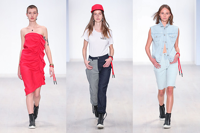 Meet the woman behind MBFWA's breakout denim show