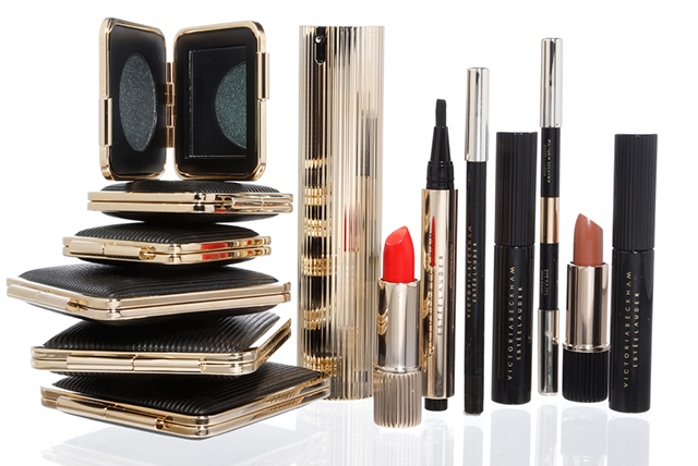 Victoria Beckham's beauty collection for Estée Lauder is out tomorrow (фото 1)