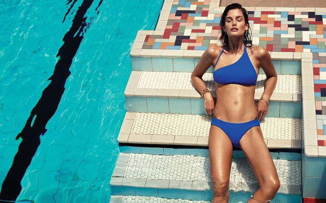 Zimmermann swim summer campaign