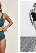 The Fold: Larger breasted women unite! Launching in November (next week), The Fold is a new Aussie swimwear brand designing one pieces and separates in sleek, modern silhouettes for D+ cup sizes.