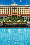 T-Spa, Lake Como, Italy: A blue ribbon position overlooking Lake Como, Europe's most glamorous waterside hotspot, will de-stress most mortals; the 1000 m2 lakeside spa takes it further with aromatherapy rituals inspired by the Grand Hotel Tremezzo's gardens.