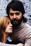 For 29 years, photographer Linda McCartney was the wife of Paul McCartney who wrote many love songs in her honour.