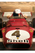 As part of Ferrari's 70th Birthday celebrations this year, a beautiful tribute to its most iconic F1 car, the 312B, which changed motor racing history as we know it, will be showing this month across selected cinemas. Design enthusiasts, petrol heads, racing fans, don't miss this. In cinemas October 20