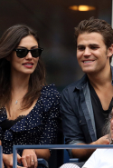 7.	They even attended the US Open together…aww.