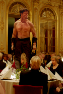 """The Square"" - Straight outta Cannes, this Palme d'Or winner, from Swedish director Ruben Östlund is a smart, astute, surprising and esoterically and darkly humorous take on the contemporary art scene. After his wallet and phone are stolen, Art curator Christian (Claes Bang) spirals into a revenge-seeking state, risking career and reputation. Being centred on the art world, Östlund plays on that performance-art awkwardness and unpredictability. Also stars Elisabeth Moss and Dominic West."