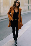 Sarah Nait - French blogger with a fantastic sense of style